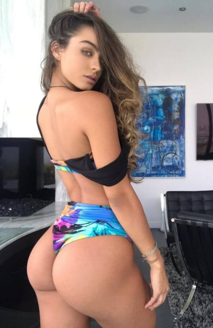 As fotos mais provocantes da musa fitness Sommer Ray