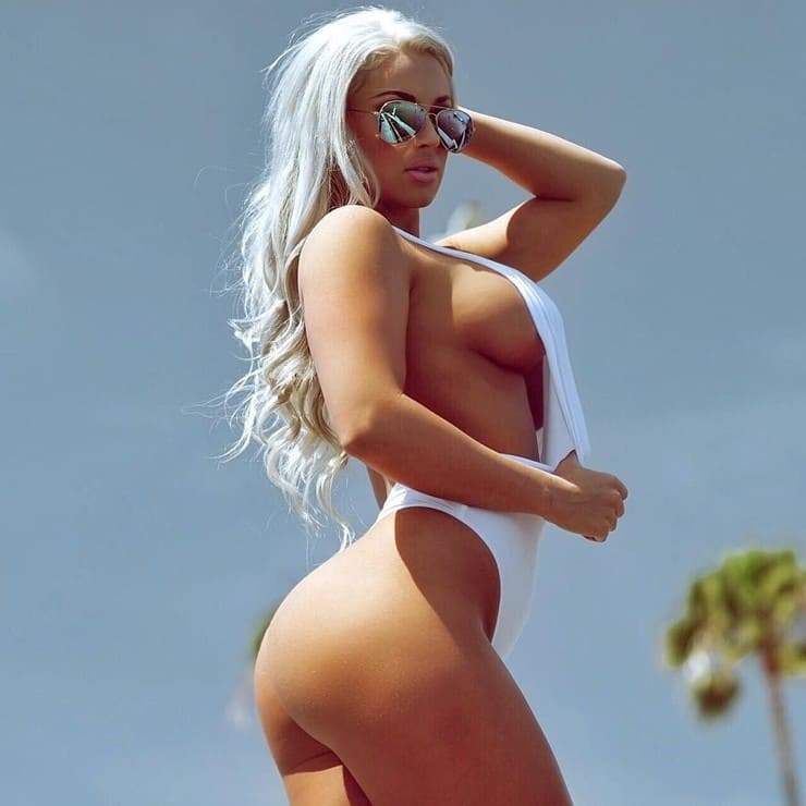 As fotos mais picantes da modelo Laci Kay Somers na Playboy