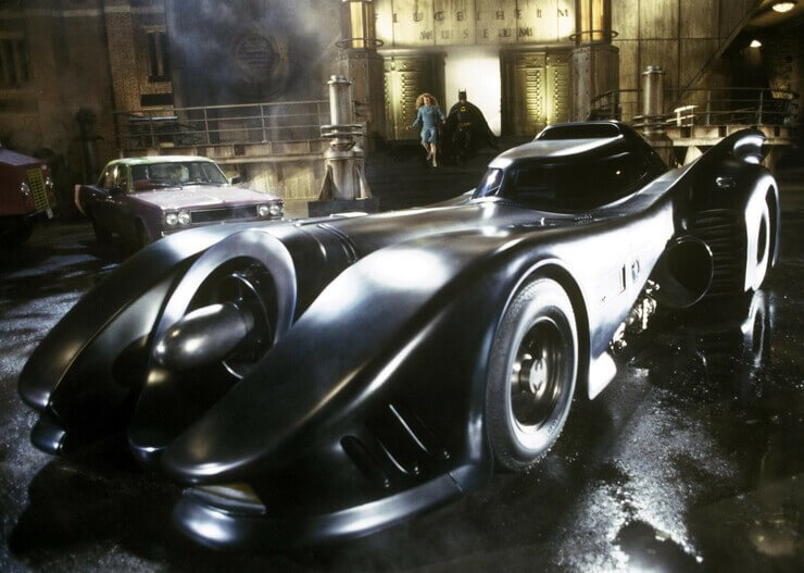 Os carros do cinema mais famosos de Hollywood