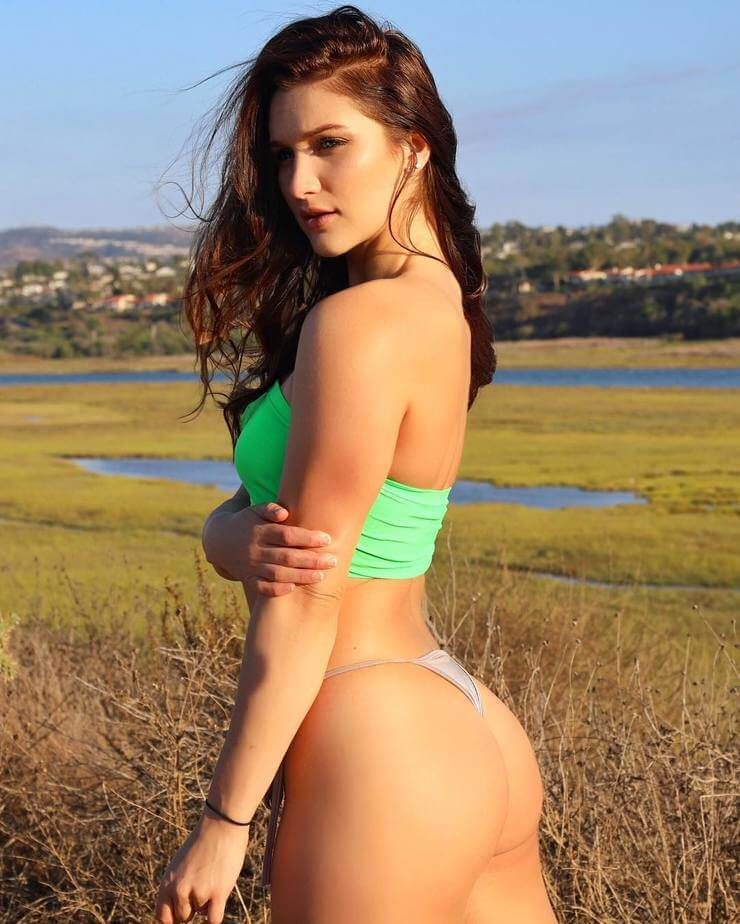 Stefani Somers, a modelo fitness gostosa do Instagram